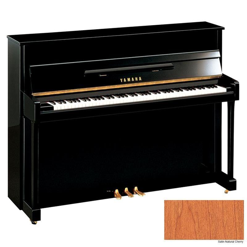PIANO YAMAHA B-2 SNC CEREZO SATINADO