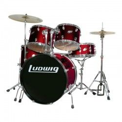 BATERIA LUDWIG ACCENT COMBO POWER LC125 VINO