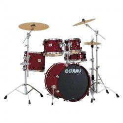 BATERIA YAMAHA STAGE CUSTOM ADVANTAGE SPLIT CR