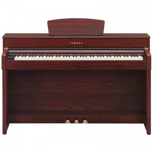 PIANO DIGITAL YAMAHA CLAVINOVA CLP-535M CAOBA