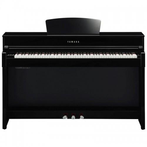 PIANO DIGITAL YAMAHA CLAVINOVA CLP-535PE NEGRO P