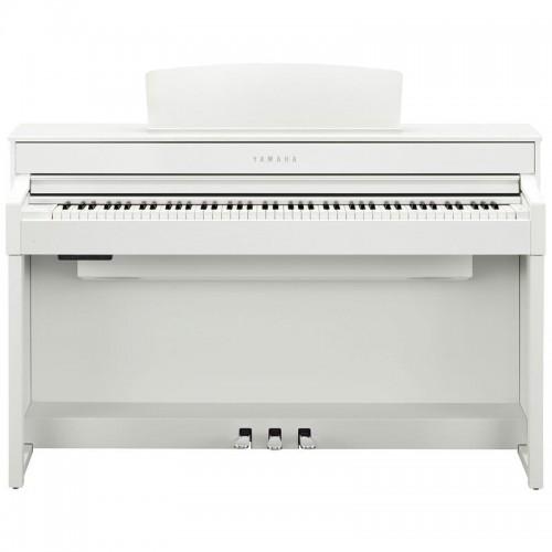 PIANO DIGITAL YAMAHA CLAVINOVA CLP-575WH BLANCO