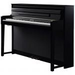 PIANO DIGITAL YAMAHA CLAVINOVA CLP-585PE NEGRO P