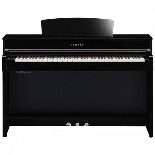 PIANO DIGITAL YAMAHA CLAVINOVA CLP-545PE NEGRO P