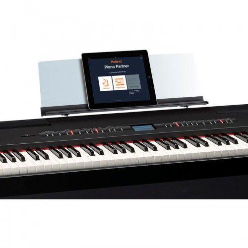 PIANO DIGITAL ROLAND FP-80 BK
