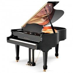 PIANO SCHULZE POLLMANN S-172 NEGRO PULIDO
