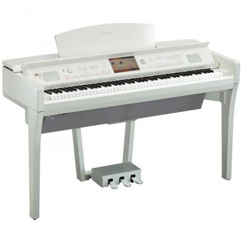 PIANO DIGITAL YAMAHA CLAVINOVA CVP-709PWH