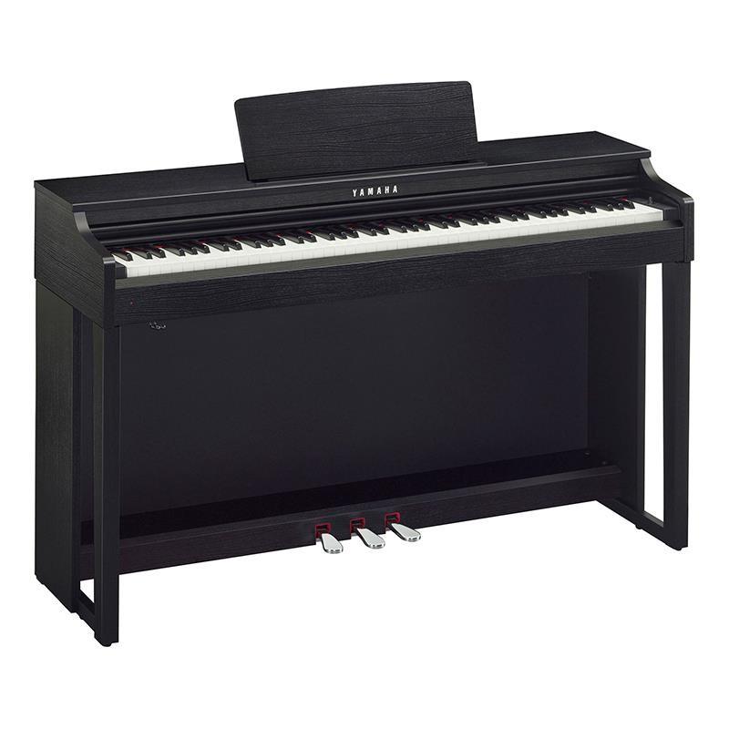 PIANO DIGITAL YAMAHA CLAVINOVA CLP-525B NEGRO