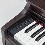 PIANO DIGITAL YAMAHA ARIUS YDP-163R PALISANDRO