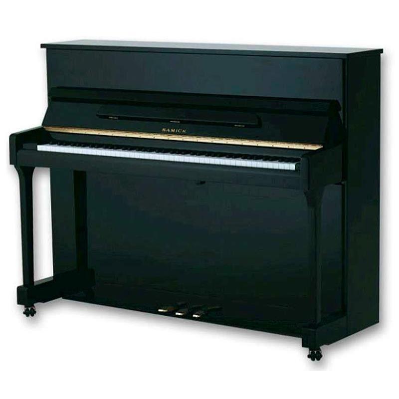 PIANO SAMICK JS-155IR NEGRO PULIDO