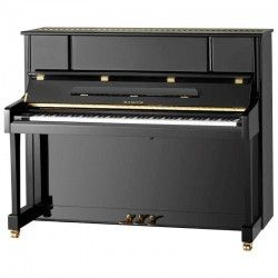 PIANO SAMICK JS-122SMD NEGRO PULIDO
