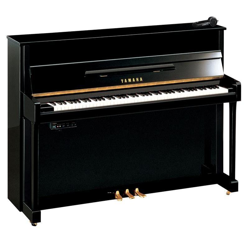 PIANO YAMAHA B-2 SG2 PE SILENT NEGRO PULIDO