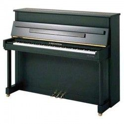PIANO BECHSTEIN B-124 IMPOSSANT NEGRO PULIDO