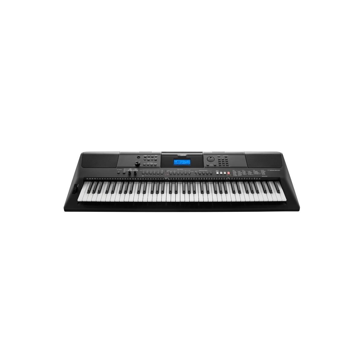 teclado yamaha psr ew400 klavier. Black Bedroom Furniture Sets. Home Design Ideas