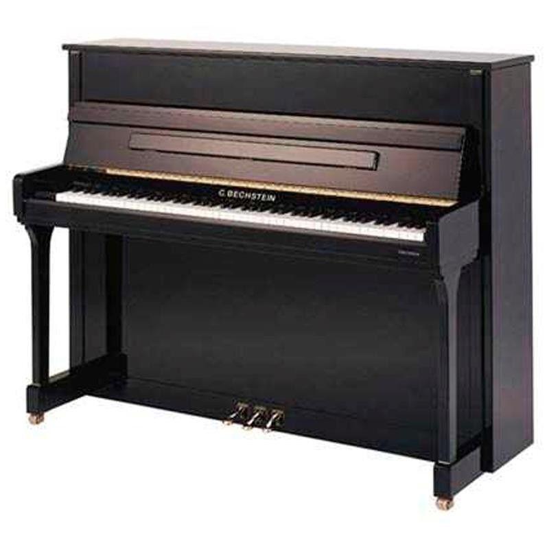 PIANO BECHSTEIN CONTUR 118 NEGRO PULIDO