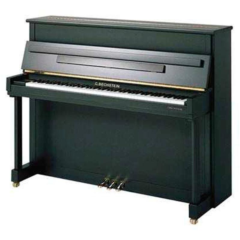 PIANO BECHSTEIN CLASSIC 124 NEGRO PULIDO