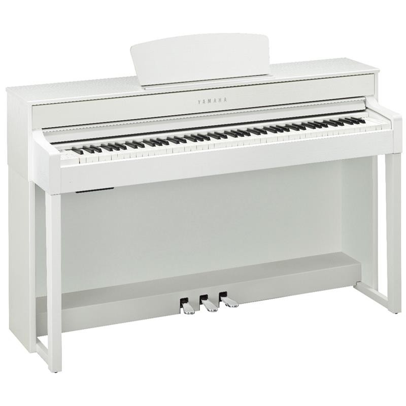 PIANO DIGITAL YAMAHA CLAVINOVA CLP-535WH BLANCO
