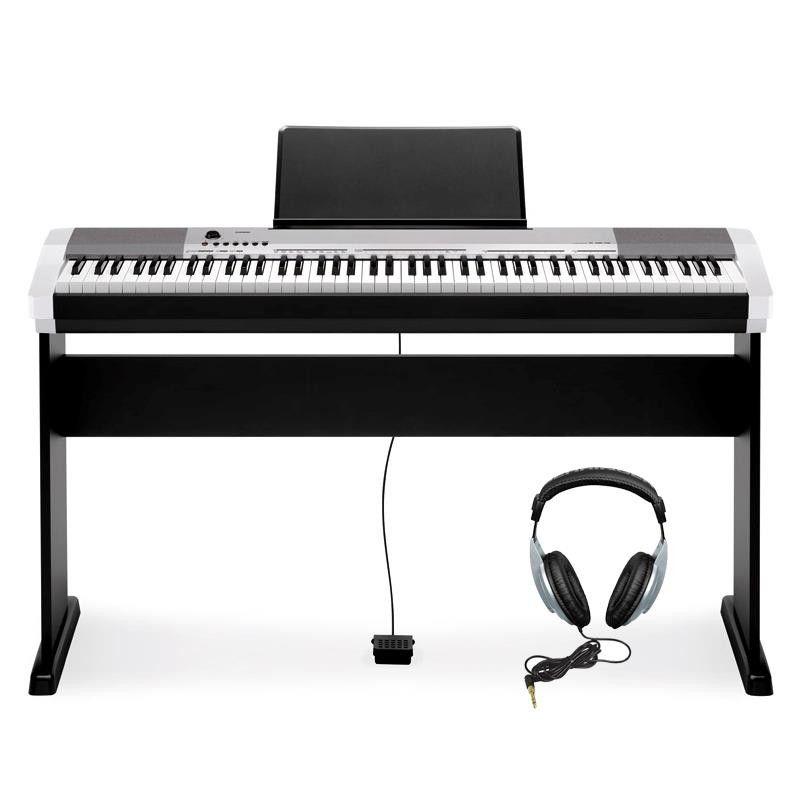 KIT PIANO DIGITAL CASIO CDP-130 SR