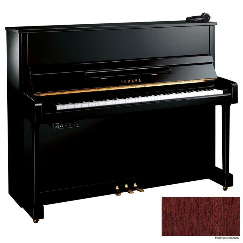 PIANO YAMAHA B-3 SG2 PM SILENT CAOBA PULIDO