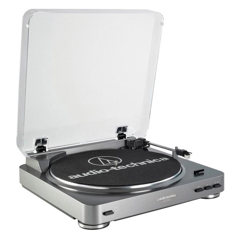 GIRADISCOS AUDIO-TECHNICA AT-LP60 USB