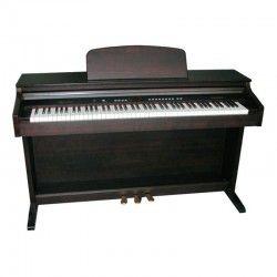 PIANO DIGITAL RINGWAY TG-8867N LACADO NEGRO
