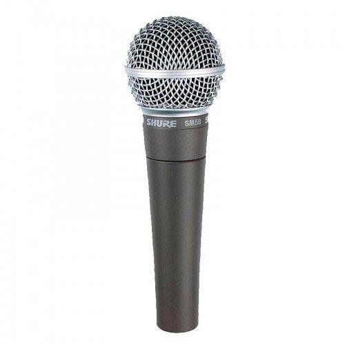 MICROFONO SHURE SM-58 LCE VOCAL