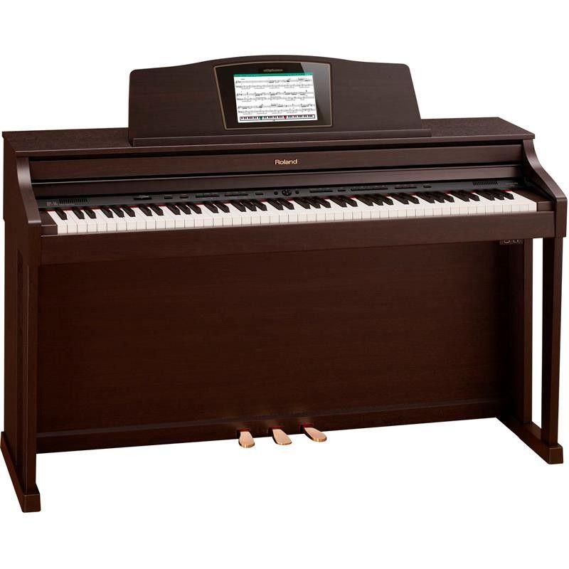 PIANO DIGITAL ROLAND HPI-50E RW