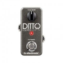 PEDAL GUITARRA TC-ELECTRONIC DITTO LOOPER