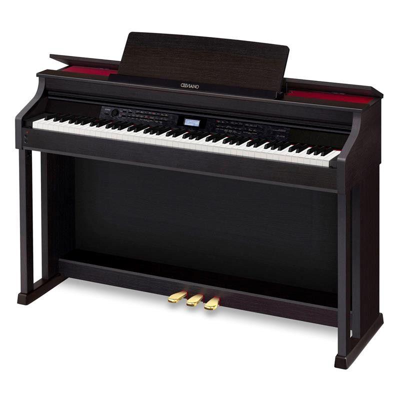 PIANO DIGITAL CASIO CELVIANO AP-650 BK