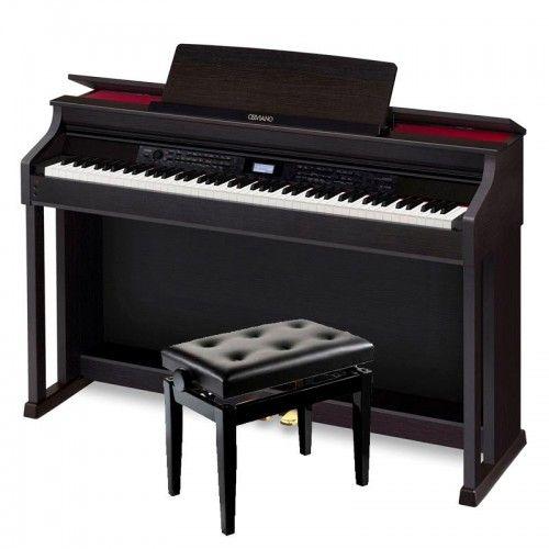 KIT PIANO DIGITAL CASIO CELVIANO AP-650 BK