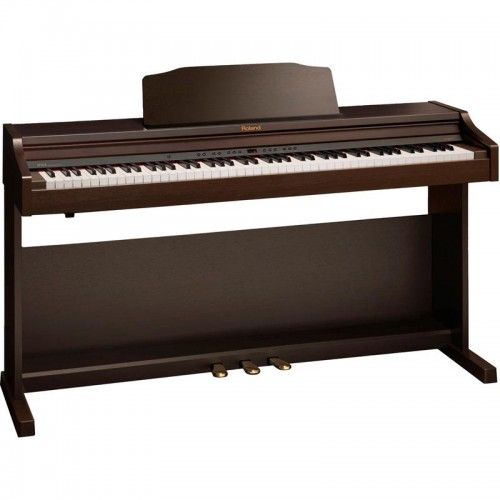 PIANO DIGITAL ROLAND RP-401R RW