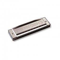 ARMONICA HOHNER 504/20 FA SILVER STAR (F)