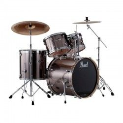 BATERIA PEARL EXPORT EXX725/C21 SMOKEY CHROME