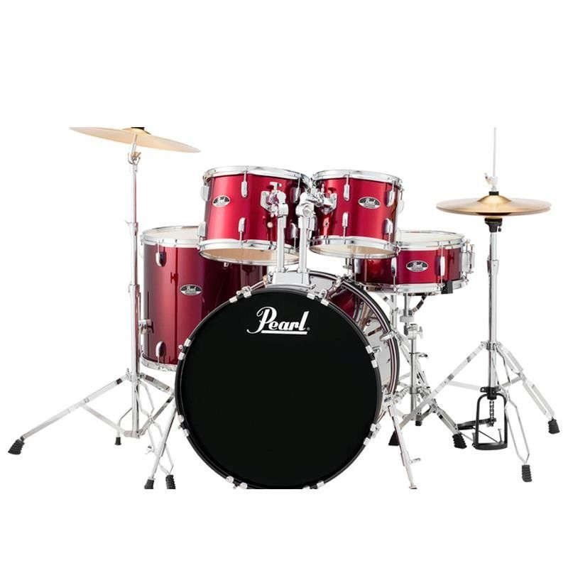 BATERIA PEARL ROADSHOW RS525SC/C91 RED WINE