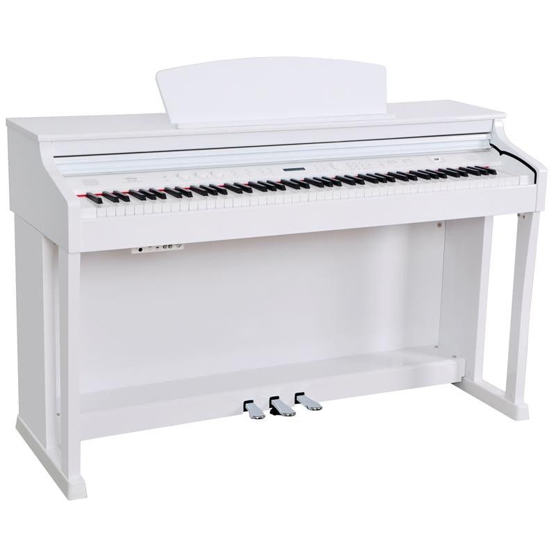 PIANO DIGITAL ARTESIA AP-100 WH