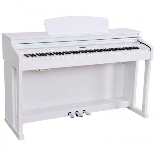 PIANO DIGITAL ARTESIA AP-100 WH