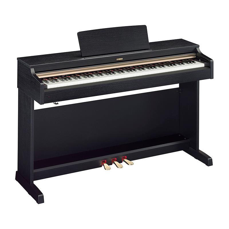 PIANO DIGITAL YAMAHA ARIUS YDP-162B NEGRO
