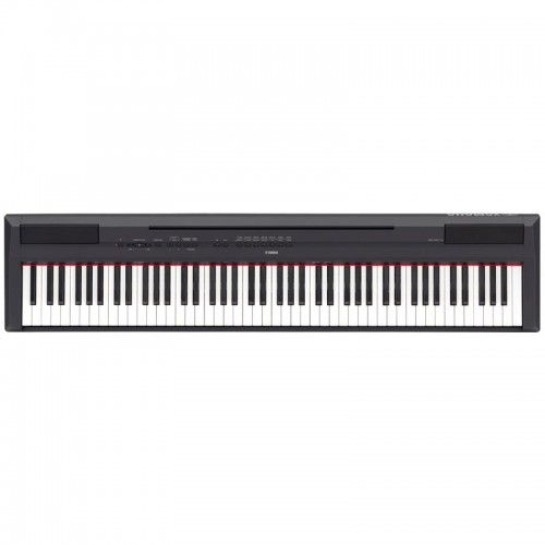 PIANO DIGITAL YAMAHA P-115B NEGRO
