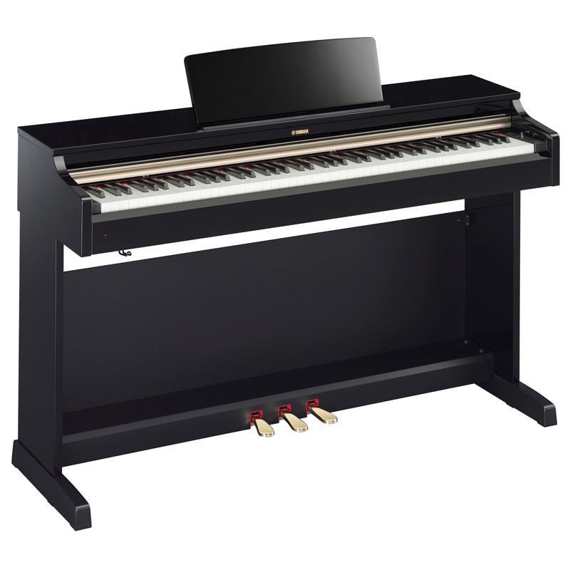 PIANO DIGITAL YAMAHA ARIUS YDP-162PE NEGRO P