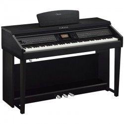 PIANO DIGITAL YAMAHA CLAVINOVA CVP-701B NEGRO