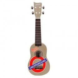 UKELELE ASHTON UKE-LONDON C/FUNDA