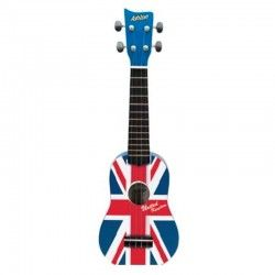 UKELELE ASHTON UNION JACK DESIGN