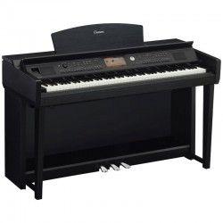 PIANO DIGITAL YAMAHA CLAVINOVA CVP-705B NEGRO