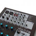 MESA MEZCLAS LD-SYSTEMS VIBZ-6D C/FX