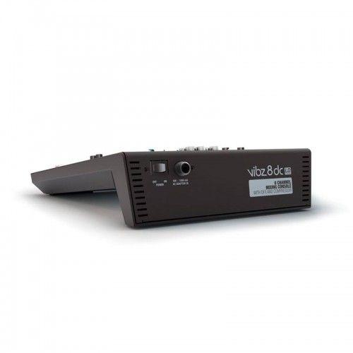 MESA MEZCLAS LD-SYSTEMS VIBZ-8DC C/FX&COMP