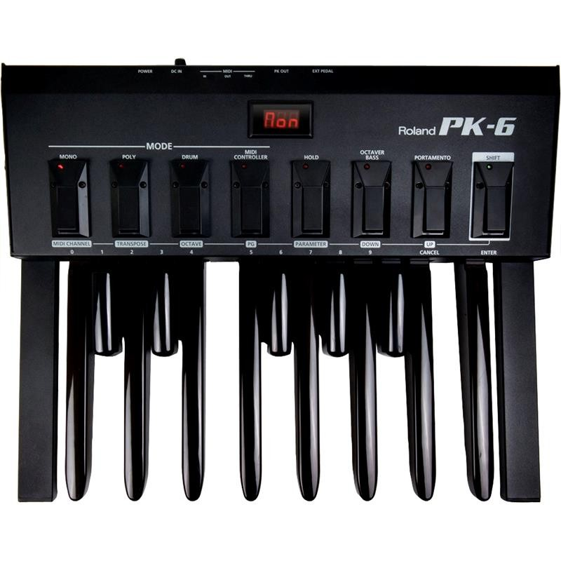 PEDALERA MIDI ROLAND PK-6