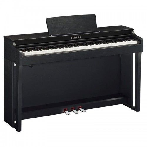 PIANO DIGITAL YAMAHA CLP-625 NEGRO