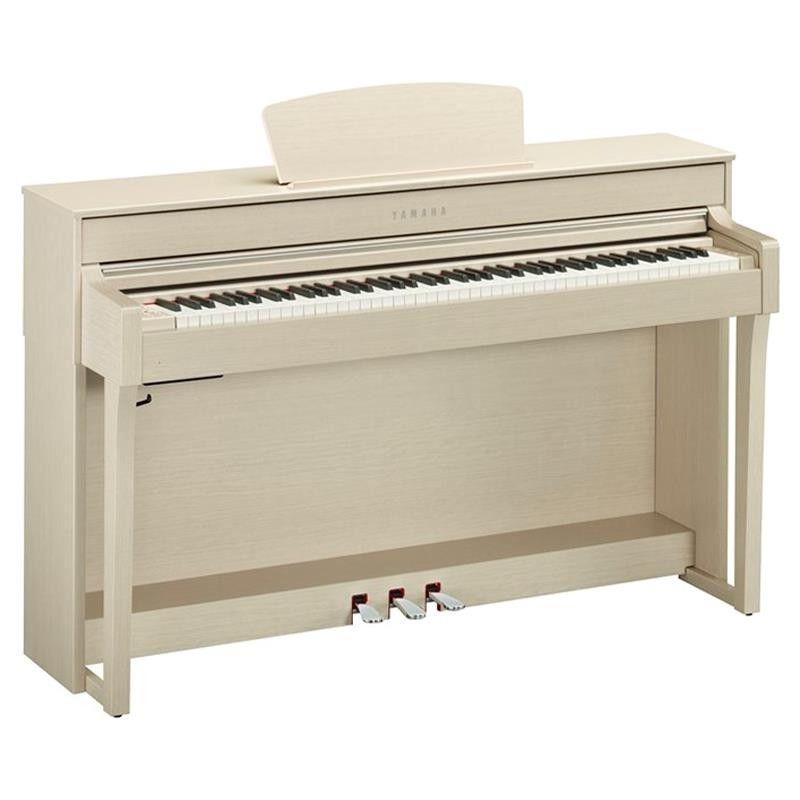 PIANO DIGITAL YAMAHA CLP-635WA BLANCO FRESNO