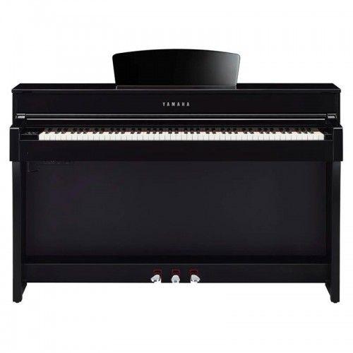 PIANO DIGITAL YAMAHA CLP-635PE NEGRO PULIDO