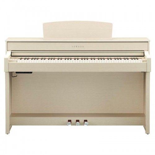 PIANO DIGITAL YAMAHA CLP-645WA BLANCO FRESNO